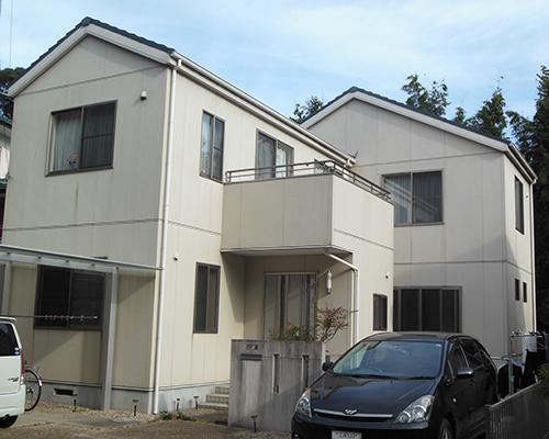 幸田町 C様邸 前